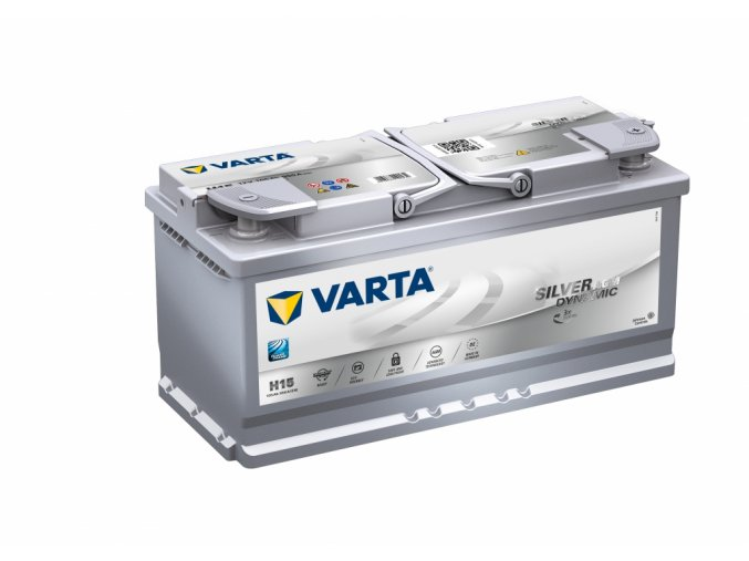 Varta Start-Stop Plus 12V 105Ah 950A, 605 901 095