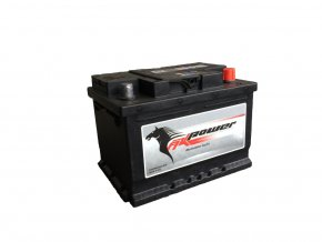 Autobaterie AK Power 62 Ah, 540 A, AK 562 19