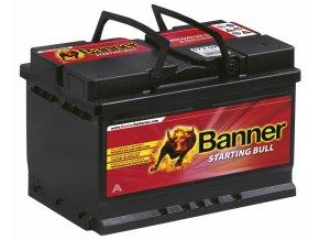 Banner Starting Bull 12V 95Ah 720A 59533