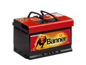 Banner Power Bull 12V 72Ah 660A P7209