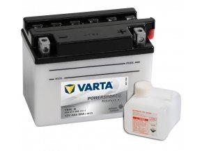 VARTA Powersports Freshpack 12V 4Ah 80A, 504011002