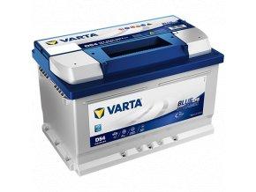 Varta Blue Dynamic EFB, 12V 65Ah 650A, 565 500 065  plně nabitá autobaterie + letní tableta do ostřikovačů + možný výkup staré baterie v prodejně 15 Kč/kg