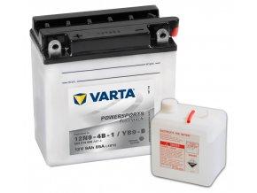 VARTA Powersports Freshpack 12V 9Ah 85A, 509014008