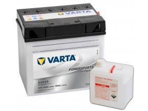VARTA Powersports Freshpack 12V 30Ah 180A, 530030030