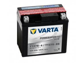VARTA Powersports AGM 12V 5Ah 120A, 507902011