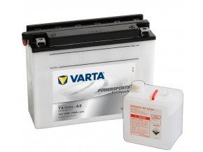 VARTA Powersports Freshpack 12V 16Ah 180A, 516016012
