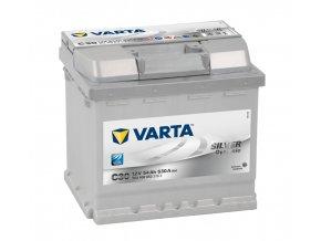 Varta Silver Dynamic 12V 54Ah 530A, 554 400 053