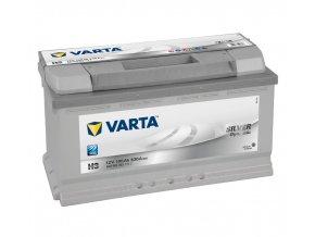 Varta Silver Dynamic 12V 100Ah 830A, 600 402 083