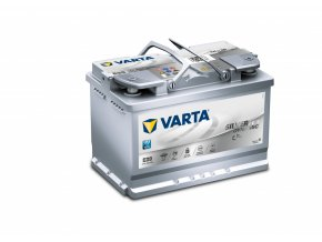 Varta Start-Stop Plus 12V 70Ah 760A, 570 901 076