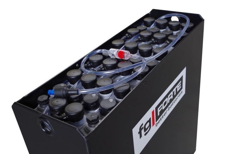 Postup při výběru trakční baterie