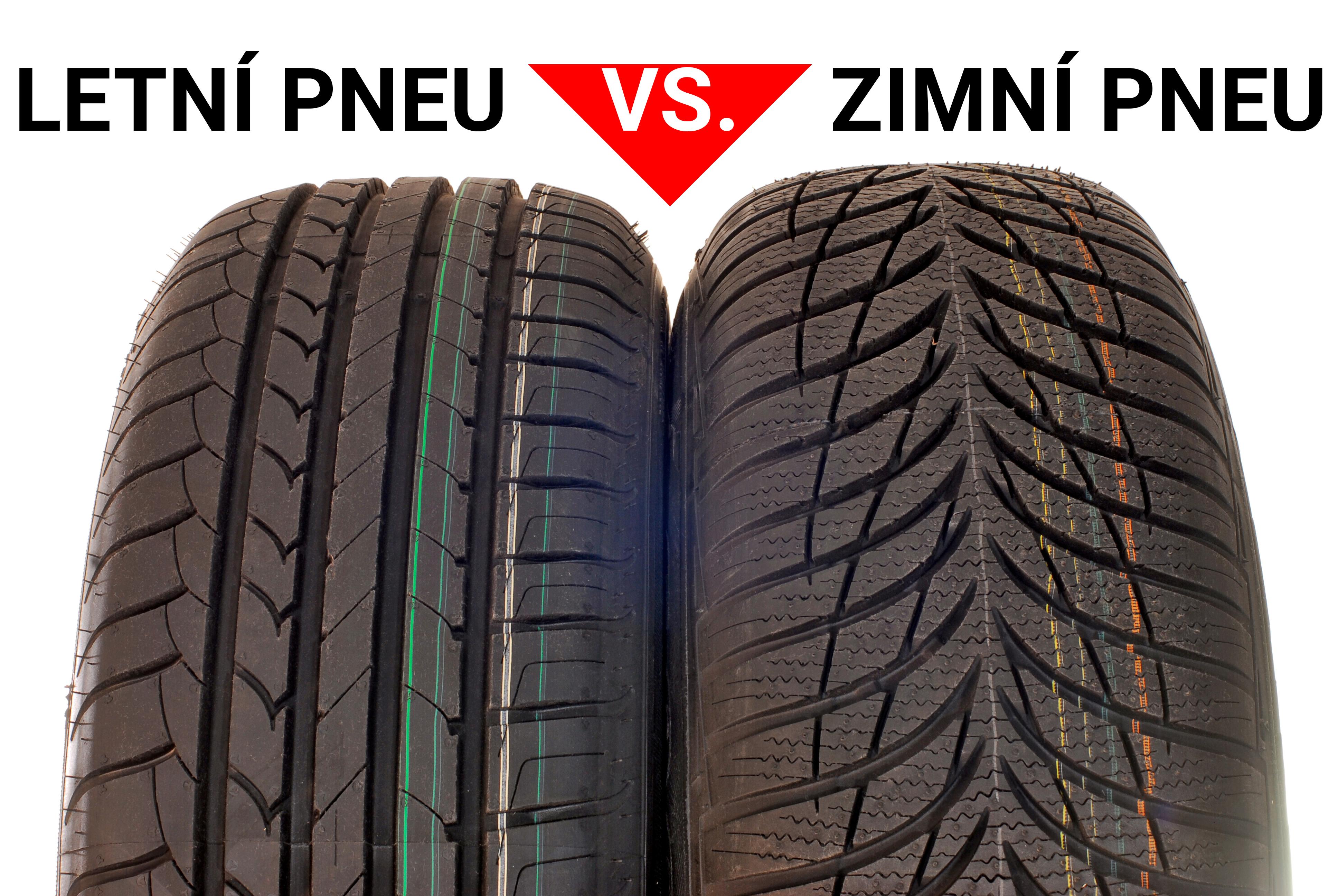 Proč je nutné přezouvat zimní pneumatiky na letní?