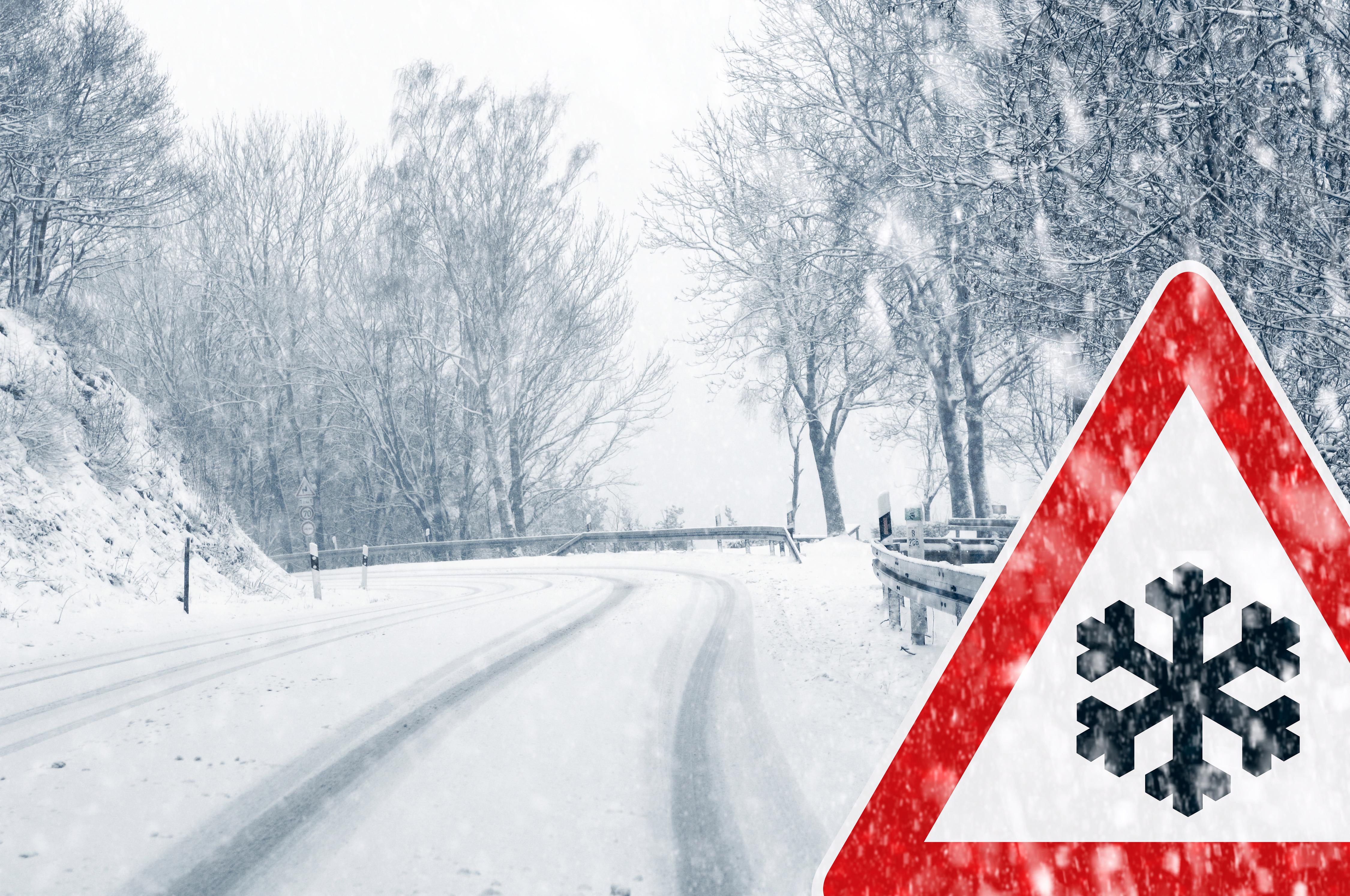 Aktualizováno: Povinnost zimních pneumatik 2020/2021