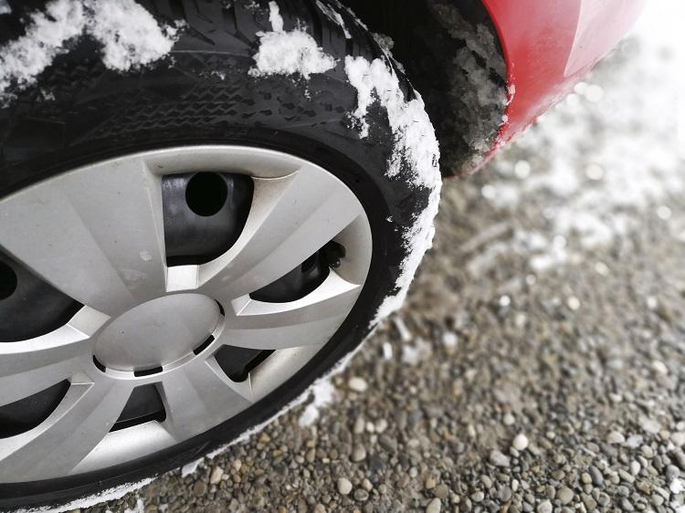 Značení zimních pneu