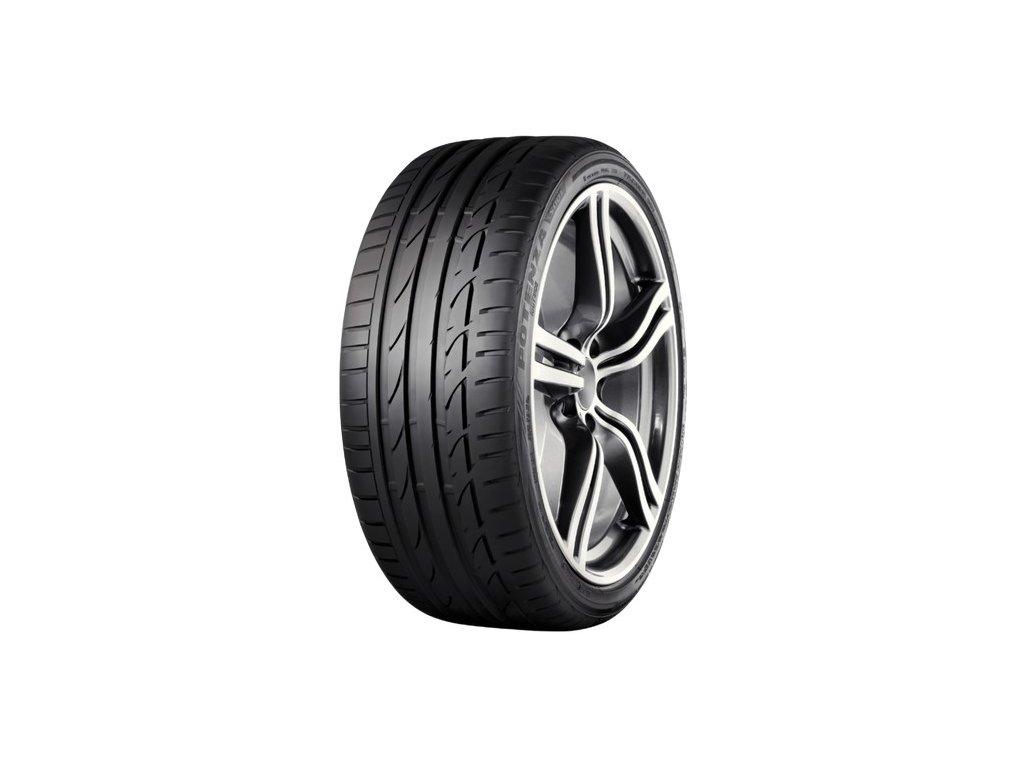 Bridgestone 205/50 R17 S001 RFT 89W * MFS.