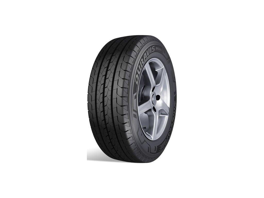 Bridgestone 225/75 R16 C R660 121R.
