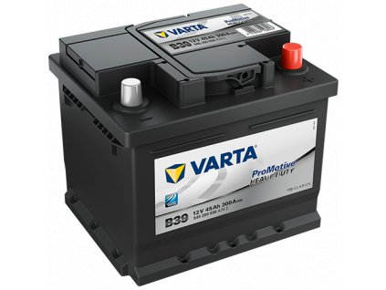 Varta 12V/45Ah 545200030 PROmotive BLACK