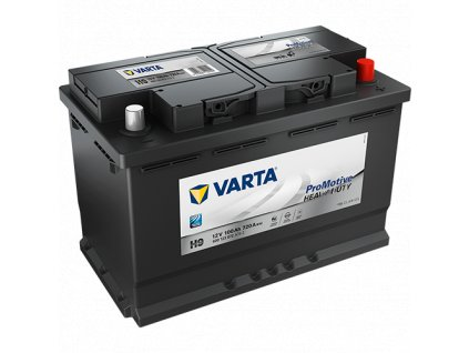 22590 varta 12v 100ah 600123072 promotive black