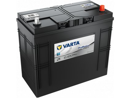 Varta 12V/125Ah 625012072 PROmotive BLACK