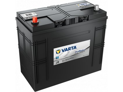 Varta 12V/125Ah 625014072 PROmotive BLACK