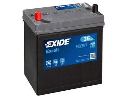 Exide 12V/35AH Excell EB-357