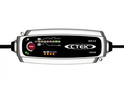 Autonabíječka CTEK MXS 5.0 new, 12V, 5A, 1,2-110Ah/160 Ah