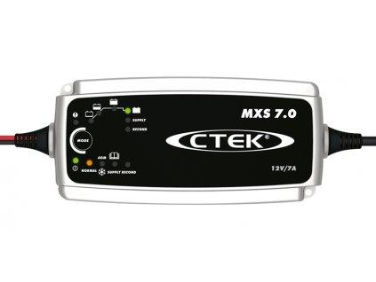 Autonabíječka CTEK MXS 7.0, 12V, 7A, 14-150Ah/250 Ah