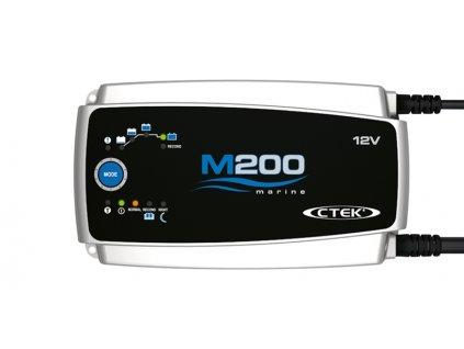Autonabíječka CTEK M200, 12V, 15A, 28-300Ah/500Ah