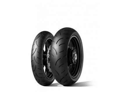 Dunlop 190/50 R17 QUALIFIER II R 73W TL