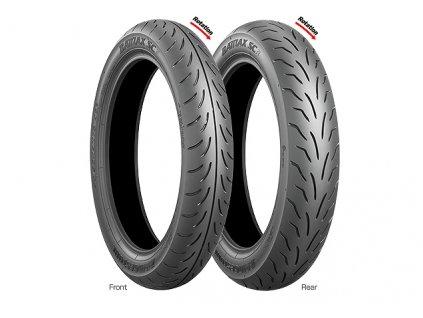 Bridgestone 120/70-15 SC F 56S TL