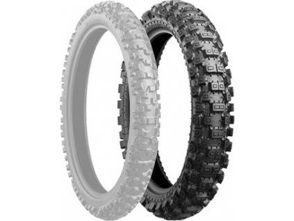 Bridgestone 110/90-19 X20 R 62M TT