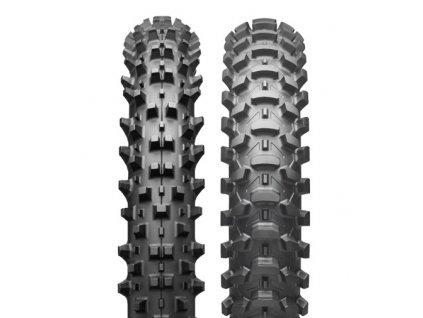 Bridgestone 110/90-19 X10 R 62M TT