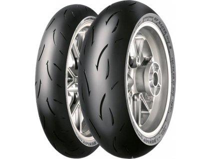 Dunlop 190/55 R17 D212 R M 75W SX GP RACER TL