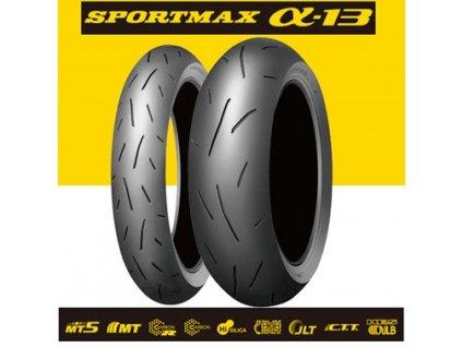 Dunlop 110/70 R17 SX A-13 SP R 54H TL