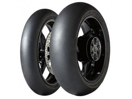 Dunlop 120/70 R17 D212 F M 58Z SX GP Racer Slick