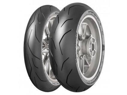 Dunlop 190/55 R17 SPORTSMART TT R 75W TL
