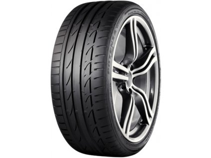Bridgestone 245/40 R20 S001 RFT 99Y XL * MFS.