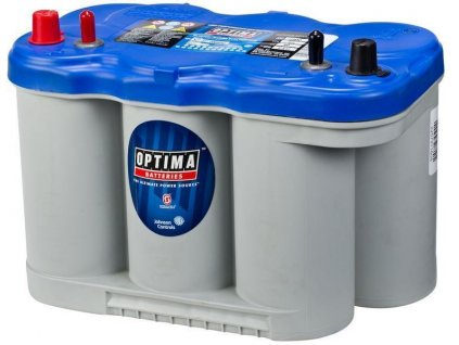 Baterie Optima Blue Top DC-5.0 12V 66Ah 845A 8027-227