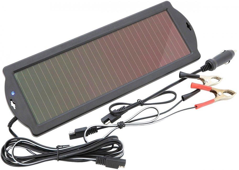 Compass nabíječka solární 1,8W udržovací