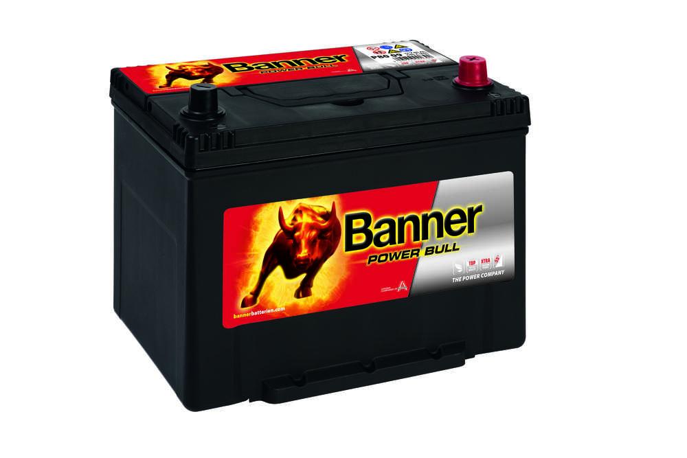 Autobaterie Banner Power Bull P80 09, 80Ah, 12V ( P80 09 )