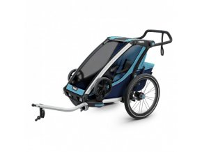 thule chariot cross 1 blue 2019