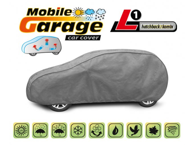 Autoplachta rozmer L1 hatchback/kombi