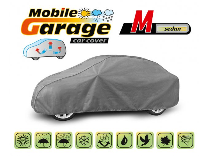 Autoplachta rozmer M sedan
