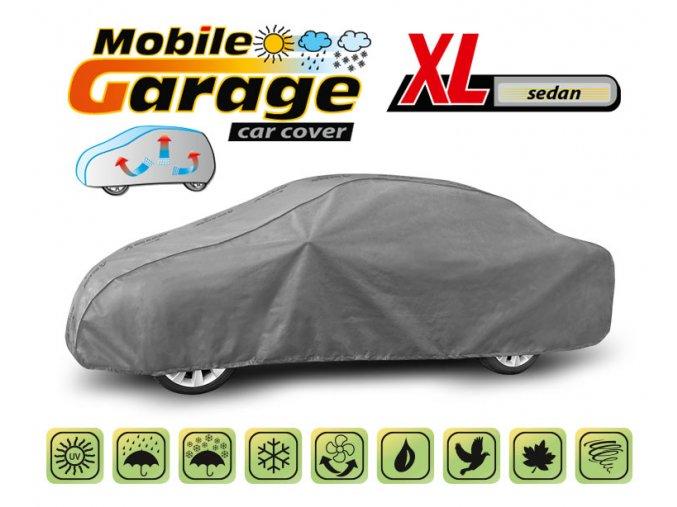 Autoplachta rozmer XL sedan