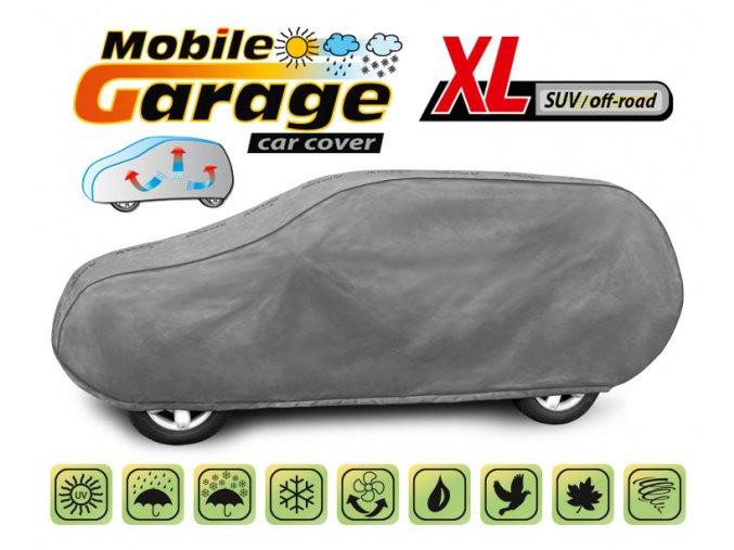 Autoplachta rozmer XL suv-off-road