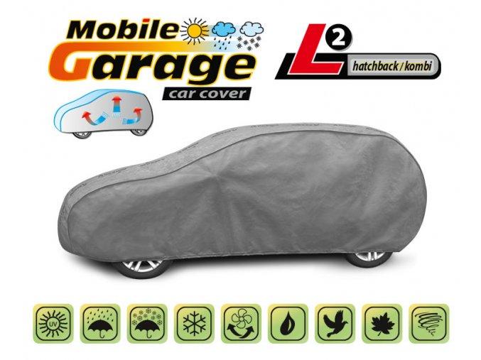 Autoplachta rozmer L2 hatchback/kombi