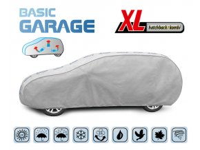 Plachta na auto BASIC GARAGE XL Hatchback/Kombi