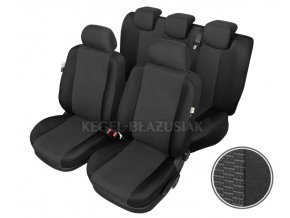 "AUTOPOTAH ""KEGEL"" SEAT Toledo od 2012 (IV) ARES CERNO-SEDY SADA 15 KS"