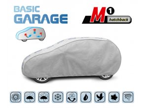 Plachta na auto BASIC GARAGE  M1 Hatchback