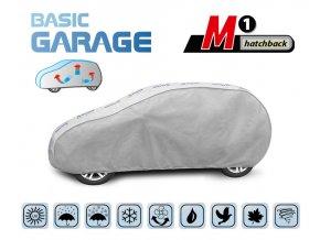 Plachta na auto BASIC GARAGE  M1 Hatchback
