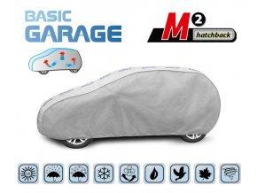Plachta na auto BASIC GARAGE  M2 Hatchback autocrocco.cz